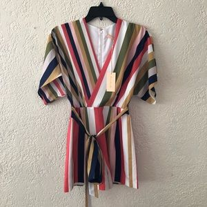 Hutch Eliot Romper from Anthropologie